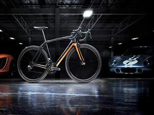 Bicicleta Specialized y McLaren edición especial