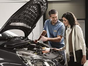 La postventa Chevrolet te ofrece 6 cuotas sin interés
