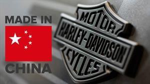 Harley-Davidson producirá motos de bajo cilindraje en China
