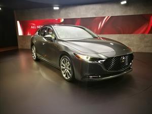 All New Mazda3, primero con el radical motor Skyactiv-X