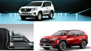 Toyota no se deja desvelar por el Covid-19 y lanza tres productos en Colombia