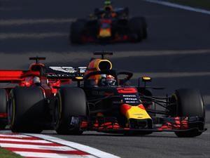 F1 GP de China 2018: Ricciardo es la sorpresa