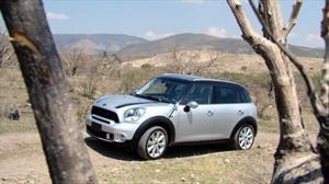 Siguiendo el Rally México 2012 a bordo de un MINI Countryman S