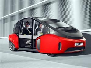 Rinspeed Oasis Concept, ¿Serán así los autos del futuro?