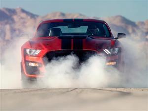 Conoce la historia del Ford Mustang Shelby GT500