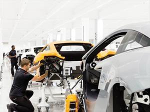 McLaren Automotive celebra la producción de su unidad 10 mil