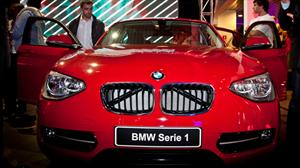 BMW Serie 1: En Chile la 2da generación