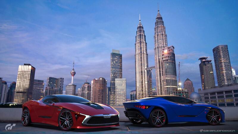 Malasia diseña algo más que los autos de Protón