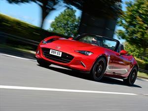 Mazda MX-5 por BBR, mejora la relación peso-potencia