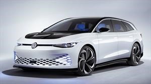 Volkswagen ID Space Vizzion Concept, station wagon eléctrica
