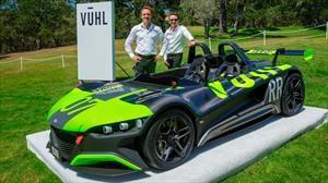 VUHL, la marca mexicana de autos deportivos, inicia ventas en Estados Unidos