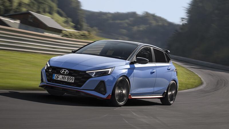 Hyundai i20 N 2021, pequeño demonio