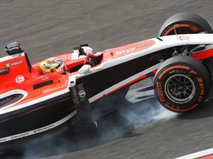 F1: El equipo Marussia deja de correr