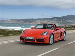 10 cosas que debes saber del Porsche 718 Boxster 2016