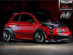 FIAT 500 M1 Turbo Tallini Competizione, se presenta el pequeño demonio