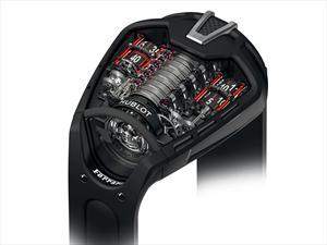 Hublot MP-05 LaFerrari, un exclusivo reloj de pulso