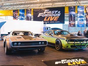 Fast & Furious Live, un show realmente espectacular
