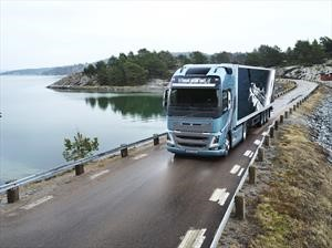 Las tecnologías que Volvo desarrolla para sus camiones