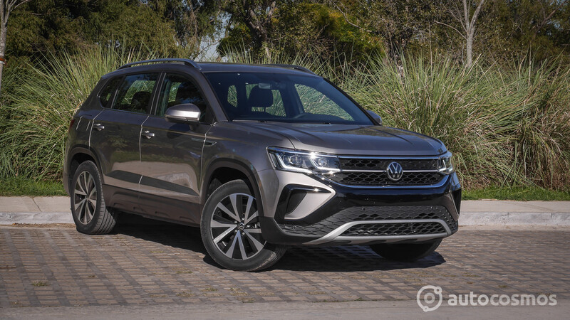 Test VW Taos ¿Un SUV Golf? ¿Vale la pena su precio?