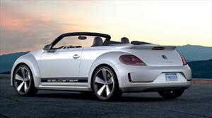 Volkswagen E-Bugster Convertible  debuta en el Salón de Beijing 2012