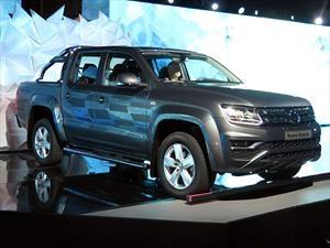 Esta es la nueva Volkswagen Amarok que fue lanzada en Argentina