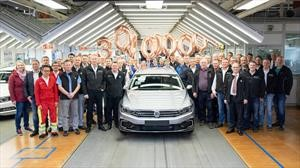El Volkswagen Passat llega a 30 millones de unidades fabricadas