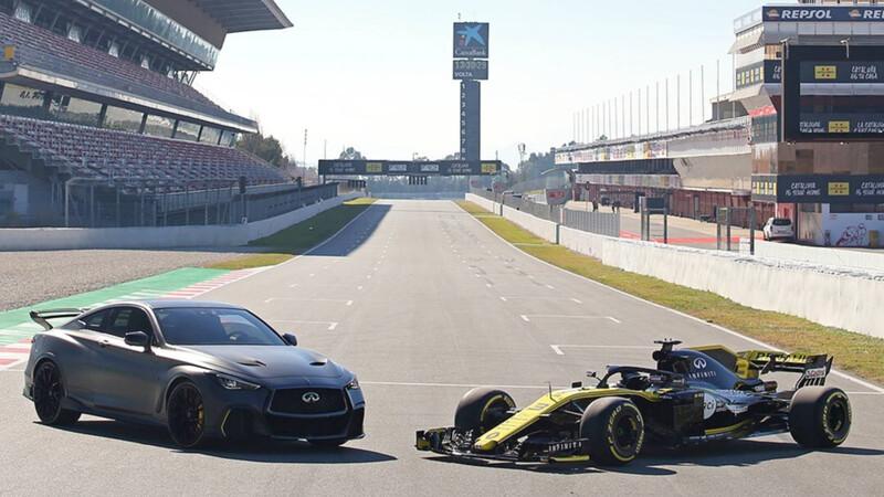 Infiniti dice adiós a la Fórmula 1