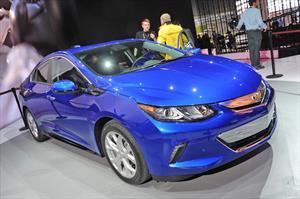 Chevrolet Volt 2016 mejora su desempeño e imagen