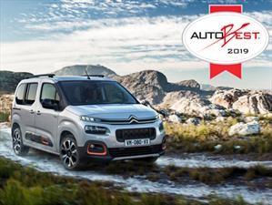 El Citroën Berlingo sigue acumulando premios de fin de año