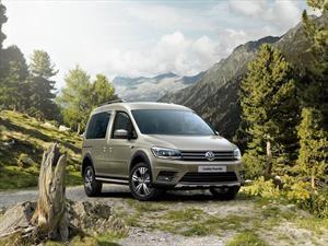 Volkswagen sigue ampliando su gama con la Caddy Kombi