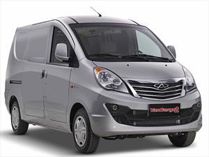 La Chery Van Cargo 2 llegó a Colombia para ser la mejor
