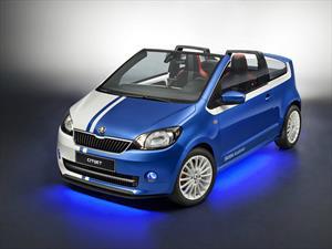 El Škoda Citijet Concept se dejó ver en Wörthersee