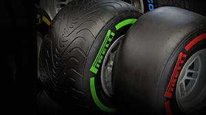 Pirelli PZero supersoft brilló bajo el clima mixto de Mónaco