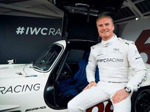 El relojero IWC lanza su propia escudería de autos clásicos