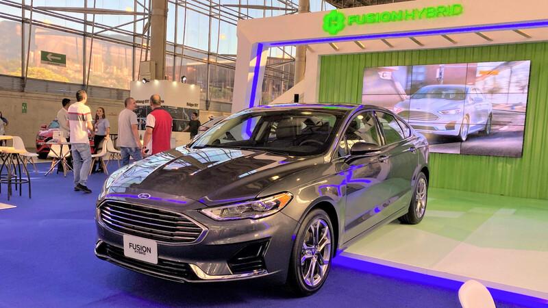 ¿Qué pasará con el Ford Fusion en Colombia?