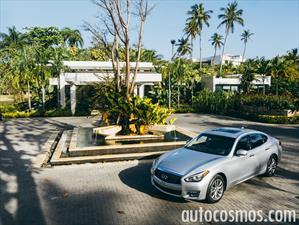 Infiniti Q70 2016 llega a México desde $759,900 pesos
