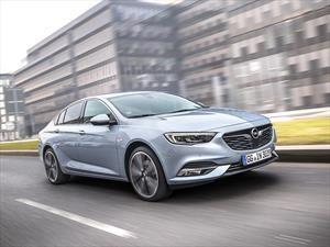 Opel Insignia Grand Sport 2018, para viajes largos