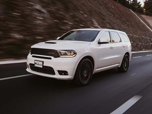 Dodge Durango RT 2018 a prueba