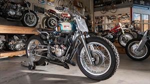 Plan B Motorcycles Flying ´57, única en su especie