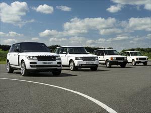 Range Rover celebra 45 años