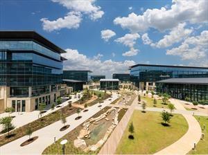 Toyota estrena oficinas centrales en Norteamérica