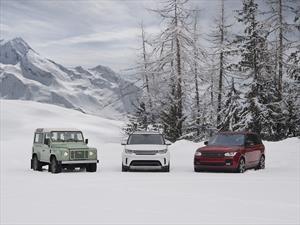 Land Rover festeja su 70 aniversario