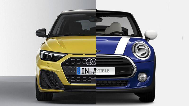Audi A1 vs MINI Cooper, ¿cuál de estos hatchbacks me conviene comprar?