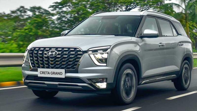 Hyundai Creta Grand 2022 llega a México, conoce los precios y versiones
