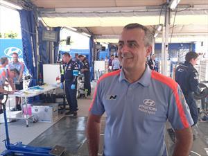 Entrevista a Alain Penasse, Director del Equipo de Hyundai Motorsport