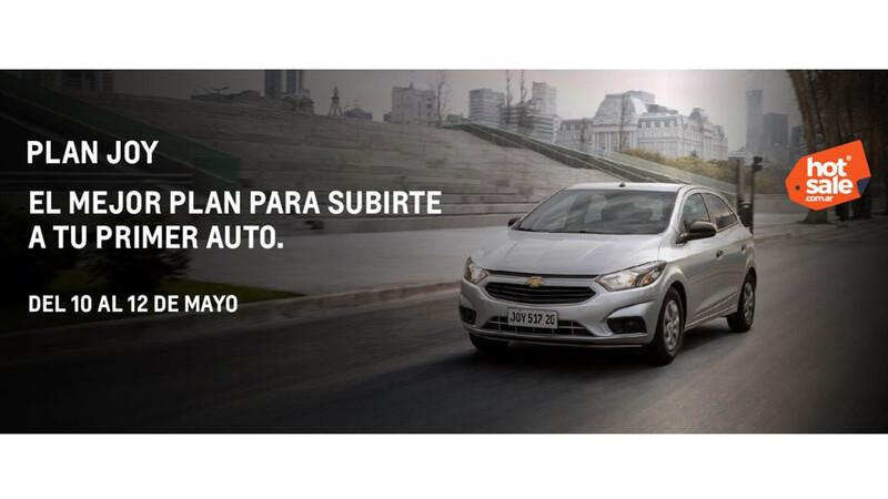 Chevrolet ofrecerá descuentos en el Hot Sale