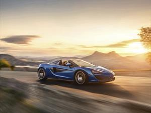 McLaren 570S Spider, un convertible para correr como el viento