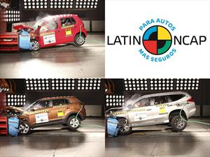 Volkswagen Fox y Hyundai Creta 4 Estrellas en Latin NCAP