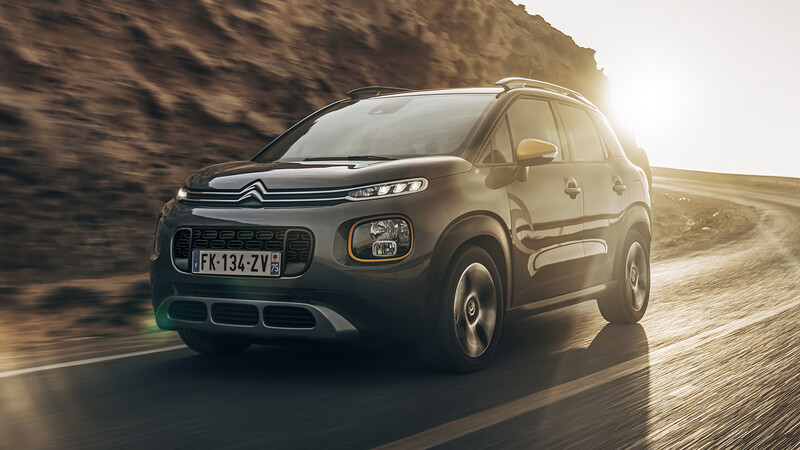 Citroen C3 Aircross Rip Curl, ideal para surfistas