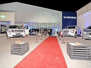Nueva Sucursal Volvo – Land Rover en Antofagasta